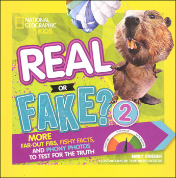 Real or Fake? 2 (National Geographic Kids)