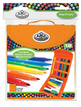 Color Marker Keep N' Carry Set