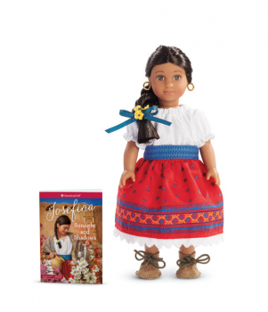 Josefina Mini Doll & Book