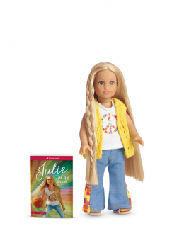 Julie Mini Doll & Book