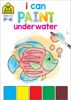 I Can Paint Underwater