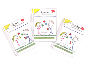 SENSEsational Alphabet 3-pack