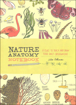 Nature Anatomy Notebook