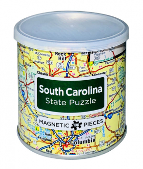 South Carolina Magnetic Puzzle (100 Piece)