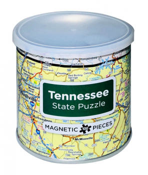 Tennessee Magnetic Puzzle (100 Piece)