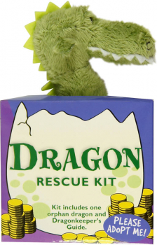 Dragon Rescue Petite Plush Kit