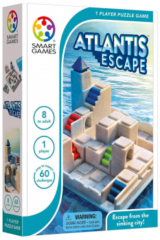 Atlantis Escape Game