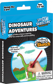 smART sketcher Creativity Pack Dinosaur Adventures