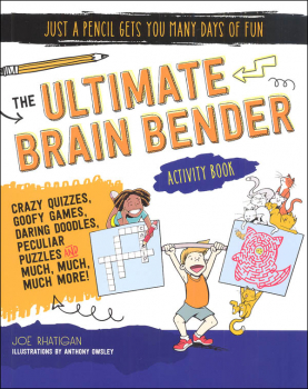 Ultimate Brain Bender Activity Book