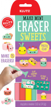 Make Mini Eraser - Sweets