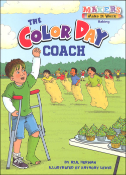 Color-Day Coach - Baking (Makers Make It Work)