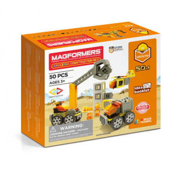 Magformers - Amazing Construction (50 piece set)