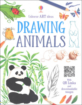 Drawing Animals (Usborne Art Ideas)