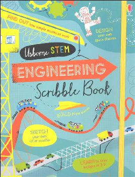 Engineering Scribble Book (STEM Scribble Books)