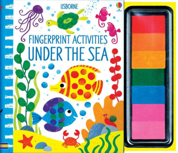 Fingerprint Activities - Under the Sea (Usborne)