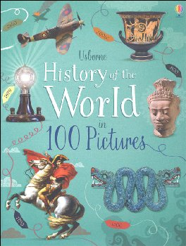 History of the World in 100 Pictures (Usborne)