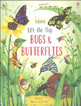Bugs & Butterflies (Usborne Lift the Flap)