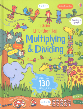 Lift-the-Flap: Multiplying & Dividing (Usborne)