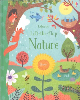 Nature (Usborne Lift the Flap)