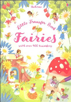 Little Transfer Book - Fairies