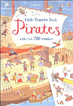 Little Transfer Book - Pirates