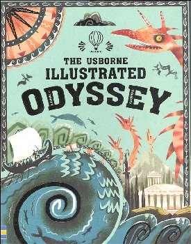 Odyssey (Usborne Illustrated Originals)