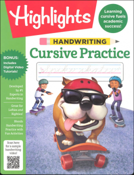 Handwriting: Cursive Practice (Highlights)