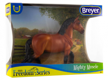 Mighty Muscle - Draft Horse (Freedom Series)
