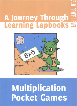 Multiplication Pocket Games Lapbook pdf (on CD ROM)