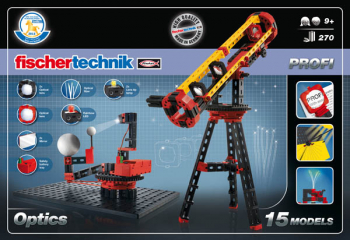 Fischertechnik Optics Construction Set