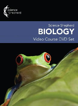 Biology Video Course DVD (10-disc set)