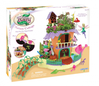My Fairy Garden Nature Cottage
