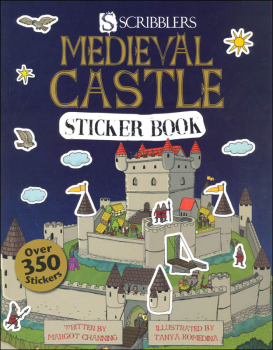Medieval Castle Sticker Book (Scribblers Fun Activity)