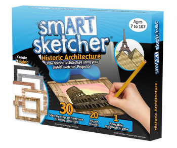 smART Sketcher Historic Architecture Gift Set