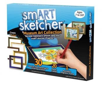 smART Sketcher Museum Art Collection Gift Set