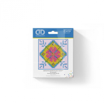 Patchwork Mandala 2 Diamond Dotz Kit (Starter)