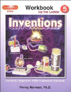 ScienceWiz STEM Workbook - Inventions