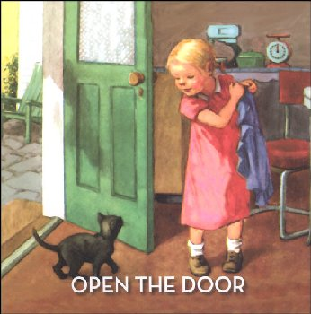Open the Door Grade 1 Book 3 (Alice and Jerry Basic Reading Program)