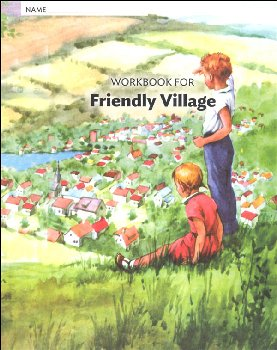 Workbook for Friendly Village Grade 2 (Alice and Jerry Basic Reading Program)