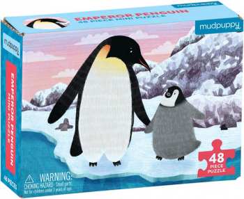 Emperor Penguin Mini Puzzle