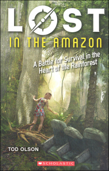 Lost in the Amazon (Lost #3)