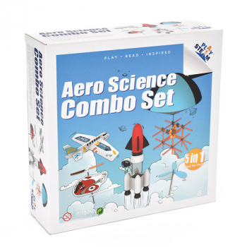 Aero Science Combo Set (5-in-1)