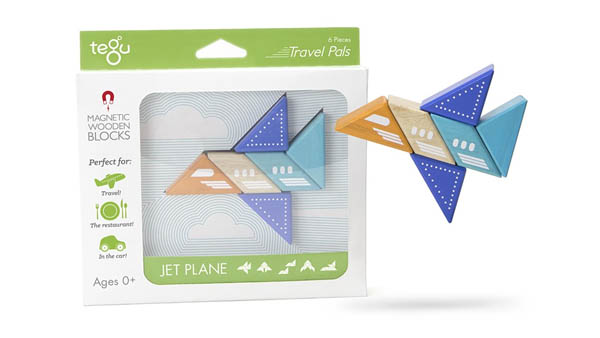 Travel Pals Jet Plane