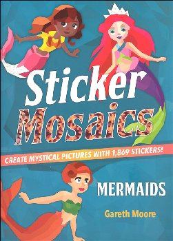 Sticker Mosaics: Mermaids