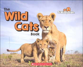 Wild Cats Book (Side by Side)