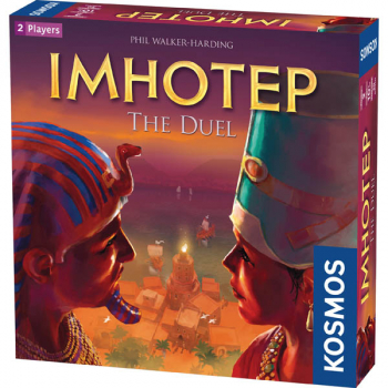 Imhotep: The Duel 2 Player Game
