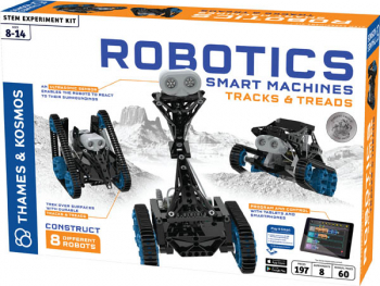 Robotics Smart Machines: Tracks & Treads