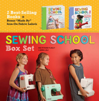 Sewing School Box Set: Sewing School and Sewing School 2