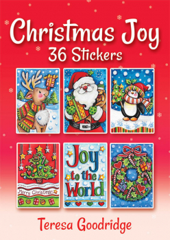 Christmas Joy Stickers