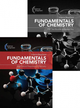 Science Shepherd Fundamentals of Chemistry Bundle